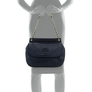 Tory Burch Marion Saddle Bag Shoulder Bag